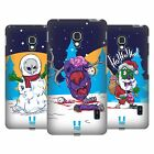 HEAD CASE DESIGNS CHRISTMAS ZOMBIES HARD BACK CASE FOR LG PHONES 3
