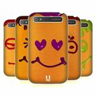 HEAD CASE DESIGNS HAPPY LITTLE BREADS HARD BACK CASE FOR BLACKBERRY PHONES