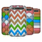 HEAD CASE DESIGNS PAPER PATTERNS HARD BACK CASE FOR BLACKBERRY PHONES