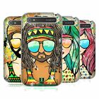 HEAD CASE DESIGNS SUMMER HIPPIES HARD BACK CASE FOR BLACKBERRY PHONES