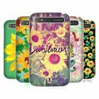 HEAD CASE DESIGNS SUNFLOWER HARD BACK CASE FOR BLACKBERRY PHONES