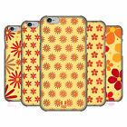 HEAD CASE DESIGNS FLORAL PATTERN HARD BACK CASE FOR APPLE iPHONE PHONES