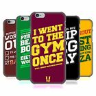 HEAD CASE DESIGNS FUNNY WORKOUT STATEMENTS BACK CASE FOR APPLE iPHONE PHONES