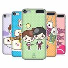 HEAD CASE DESIGNS FISH KITES HARD BACK CASE FOR APPLE iPOD TOUCH MP3