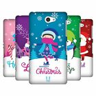 HEAD CASE DESIGNS CHRISTMAS TIDINGS HARD BACK CASE FOR SONY PHONES 4