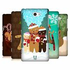 HEAD CASE DESIGNS THE GINGERBREAD HARD BACK CASE FOR SONY PHONES 4