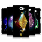 HEAD CASE DESIGNS MAZE OF GODS HARD BACK CASE FOR SONY PHONES 4