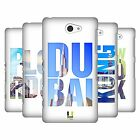 HEAD CASE DESIGNS CITY SNAPSHOTS HARD BACK CASE FOR SONY PHONES 4