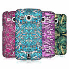 HEAD CASE DESIGNS ABSTRACT ALIEN PATTERNS HARD BACK CASE FOR SAMSUNG PHONES 6