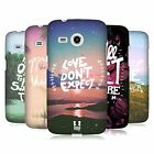 HEAD CASE DESIGNS THOUGHTS TO PONDER HARD BACK CASE FOR SAMSUNG PHONES 6
