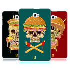 HEAD CASE DESIGNS SKULL SANDWICHES HARD BACK CASE FOR SAMSUNG TABLETS 1