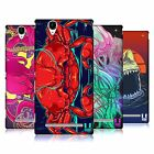 HEAD CASE DESIGNS SEA MONSTERS HARD BACK CASE FOR SONY PHONES 3