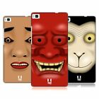 HEAD CASE DESIGNS THEATRE MASK COLLECTION HARD BACK CASE FOR HUAWEI PHONES 1