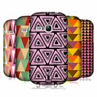 HEAD CASE DESIGNS TRIANGLES HARD BACK CASE FOR SAMSUNG PHONES 5