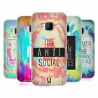 HEAD CASE DESIGNS TIE DYE CRY SOFT GEL CASE FOR HTC PHONES 1