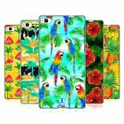 HEAD CASE DESIGNS TROPICAL PARADISE SOFT GEL CASE FOR HUAWEI PHONES