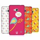 HEAD CASE DESIGNS BIRD PATTERNS SOFT GEL CASE FOR NOKIA PHONES 1