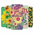 HEAD CASE DESIGNS SUNFLOWER SOFT GEL CASE FOR APPLE iPHONE PHONES