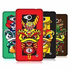 HEAD CASE DESIGNS CHINESE LION SOFT GEL CASE FOR NOKIA PHONES 2