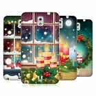 HEAD CASE DESIGNS HOLIDAY CANDLES SOFT GEL CASE FOR SAMSUNG PHONES 2