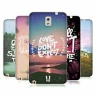 HEAD CASE DESIGNS THOUGHTS TO PONDER SOFT GEL CASE FOR SAMSUNG PHONES 2