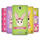 HEAD CASE DESIGNS SOFIE THE BUNNY SOFT GEL CASE FOR SONY PHONES 3