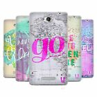 HEAD CASE DESIGNS WANDERLUST STATEMENTS SOFT GEL CASE FOR SONY PHONES 3