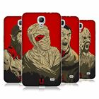HEAD CASE DESIGNS CLASSIC THRILLERS SOFT GEL CASE FOR SAMSUNG PHONES 4