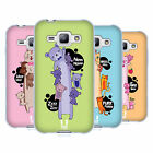 HEAD CASE DESIGNS LONG ANIMALS SOFT GEL CASE FOR SAMSUNG PHONES 4