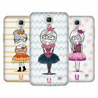 HEAD CASE DESIGNS TRENDY PRINCESSES SOFT GEL CASE FOR SAMSUNG PHONES 4