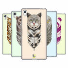 HEAD CASE DESIGNS FEATHER ANIMALS SOFT GEL CASE FOR SONY PHONES 2