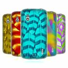 HEAD CASE DESIGNS FEATHERS SOFT GEL CASE FOR LG PHONES 3