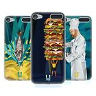 HEAD CASE PROFESSION INSPIRED - FOOD LEAGUES GEL CASE FOR APPLE iPOD TOUCH MP3