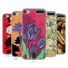HEAD CASE DESIGNS LA FLOR SOFT GEL CASE FOR APPLE iPOD TOUCH MP3