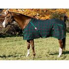 Curvon/ Baker Original Stable/ Dress Sheet, Tartan Plaid