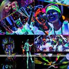 Neon UV Bright Face & Body Paint Fluorescent Rave Stage Festival 13ml DIY Gift
