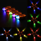 Gold 5/10/20/50pcs LED Balloon Lights for Party Decoration Celebration 6 colours
