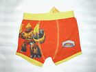 Jungen Skylander Giants Boxer Shorts, Ages 4-5, 5-6, 7-8, 9-10 PJ8)