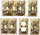 TUSCAN WINE AND GRAPE # 30 LIGHT SWITCH COVER PLATE      U PICK SIZE