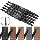 Waterproof Makeup Eye Brow Pen Eyebrow Liner Pencil With Brush Cosmetic Tool