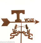 University of Tennessee Weathervane - VOLS - Volunteers -  with Mount Choice