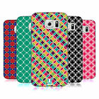 HEAD CASE DESIGNS QUATREFOIL PATTERN SERIES 2 BACK CASE FOR SAMSUNG PHONES 1