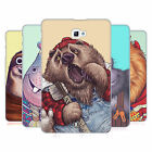 HEAD CASE DESIGNS ANIMAL PLAY HARD BACK CASE FOR SAMSUNG TABLETS 1