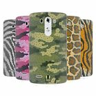 HEAD CASE DESIGNS FLORAL CAMO PRINT SOFT GEL CASE FOR LG PHONES 1