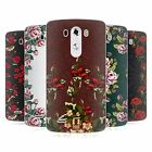 HEAD CASE DESIGNS FLORAL ART DECO SOFT GEL CASE FOR LG PHONES 1