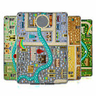 HEAD CASE DESIGNS CITY MAPS SOFT GEL CASE FOR APPLE SAMSUNG TABLETS