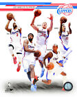 Los Angeles Clippers 2014-2015 NBA Team Composite Photo RS155 (Select Size)