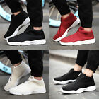 New Fashion Men's Breathable Recreational Casual Sports Running Boots Shoes