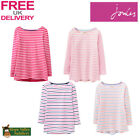 Joules Ladies Harbour Jersey Top (U) **FREE UK Shipping**