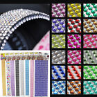 750pcs/3mm Self Adhesive Rhinestone Crystal Stickers For Cars Motorcycles Laptop